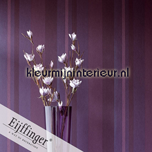 behang strepen Purple chic lines