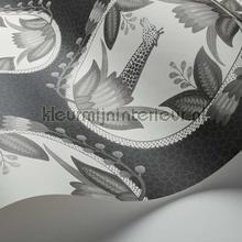 behang zwart-wit Ardmore Cameos