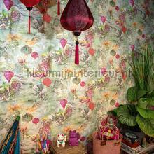 behang natuurlijke materialen 104902