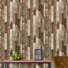 behang hout 75272