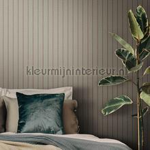 behang modern Tailor Stripe