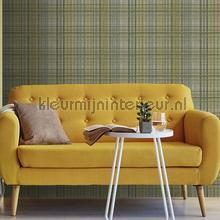 behang modern Scottish Tweed