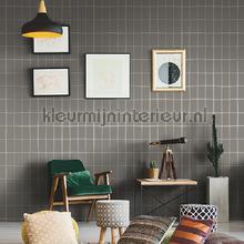 behang zwart-wit 96417