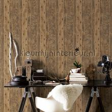 behang hout Woodworks