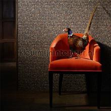 behang klassiek Icarus copper pheasant