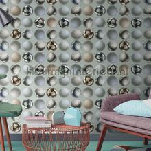 behang modern Escher Little sphere wallpaper