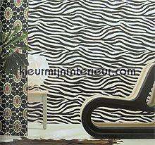 Zebra behang - Behang zebra ...