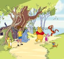 gordijnstoffen babykamer Winnie takes a walk