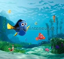 gordijnstoffen meisjeskamer Nemo