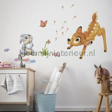 interieursticker kinderkamer bambi