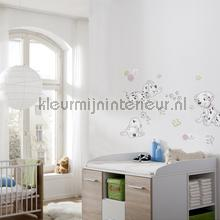 interieursticker kinderkamer best of friends