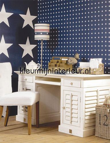 Big star 136454 behang regatta crew van esta home for Wallpaper esta home