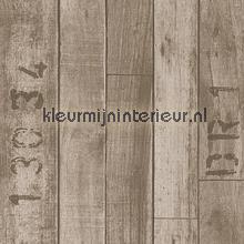 61018 papel de parede Noordwand madeira