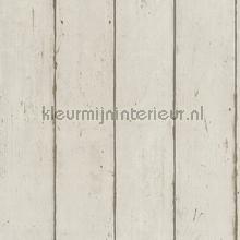 Hout in zacht beige tint papel de parede Rasch madeira