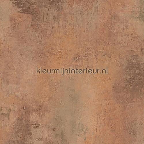 Roest effect 95391 3 behang decoworld van as creation - Behang effect van materie ...