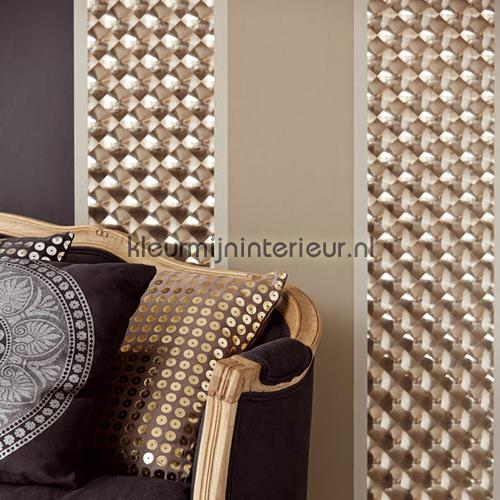 Keuken Behang Eijffinger : streep 342011 behang Venue van Eijffinger kleurmijninterieur.nl
