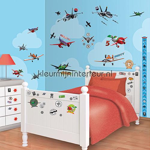 Planes sticker-set