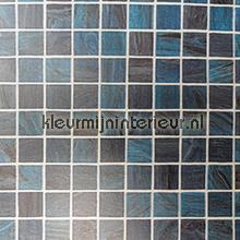 Mosaic tegeltjes blauw plakfolie DC-Fix raamfolie